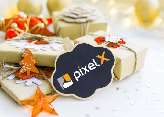 Merry Pixel X-mas